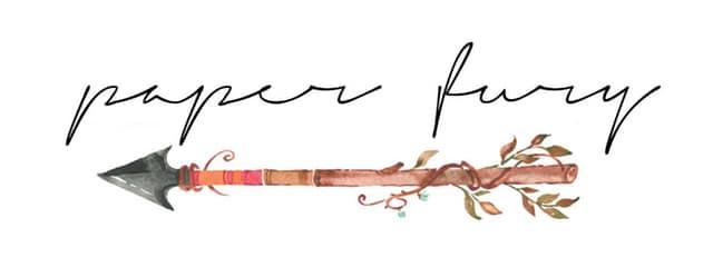 Paper Fury blog logo